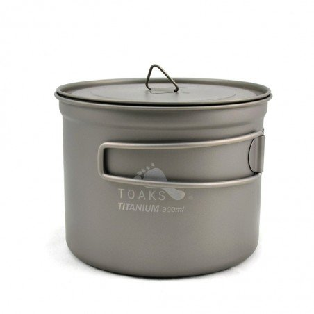 Toaks Titanium 900ml D115 Pot