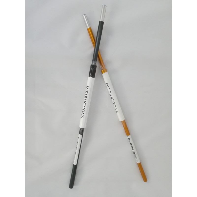 Hilleberg Stangensegment 9 mm und 10 mm