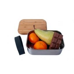 BasicNature Lunchbox Bamboo Beispiel Inhalt
