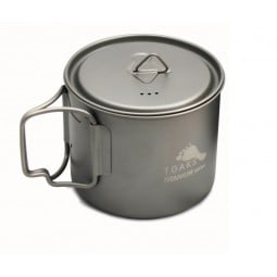 Toaks Lite Titanium Pot 550ml