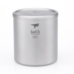 Keith Titanium 600ml Iso- Becher