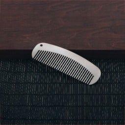 Keith Titanium Ultrathin Purse Comb