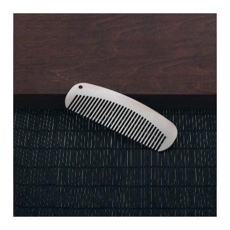 Keith Titanium Ultrathin Purse Comb