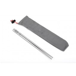 Keith Titanium Solid Square Chopsticks