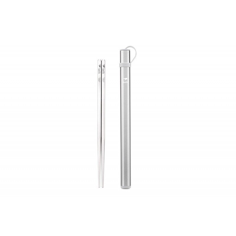 Keith Titanium Portable Square Chopsticks