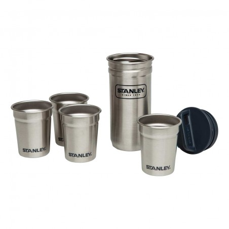 Stanley Steel Shot Glass Set