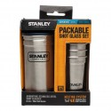 Stanley Steel Shot Glass Set Verpackung