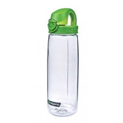 Nalgene Everyday OTF Trinkflasche Transparent/Grün