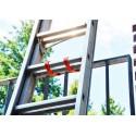 Fixplus Spannband 35 cm zum Fixieren einer Leiter