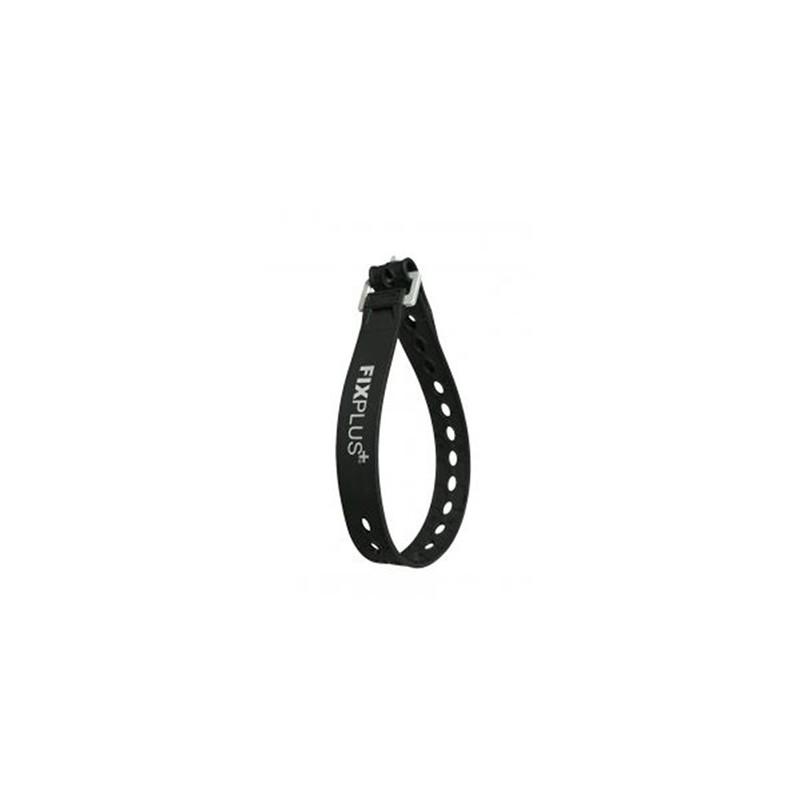 Fixplus Spannband 46 cm Schwarz