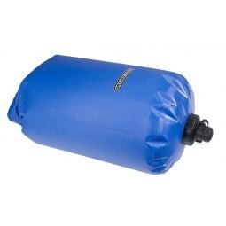 Ortlieb Wassersack 10l blau mit optionalem Duschaufsatz