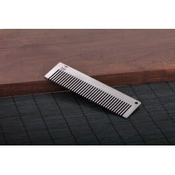 Keith Titanium Pocket Comb