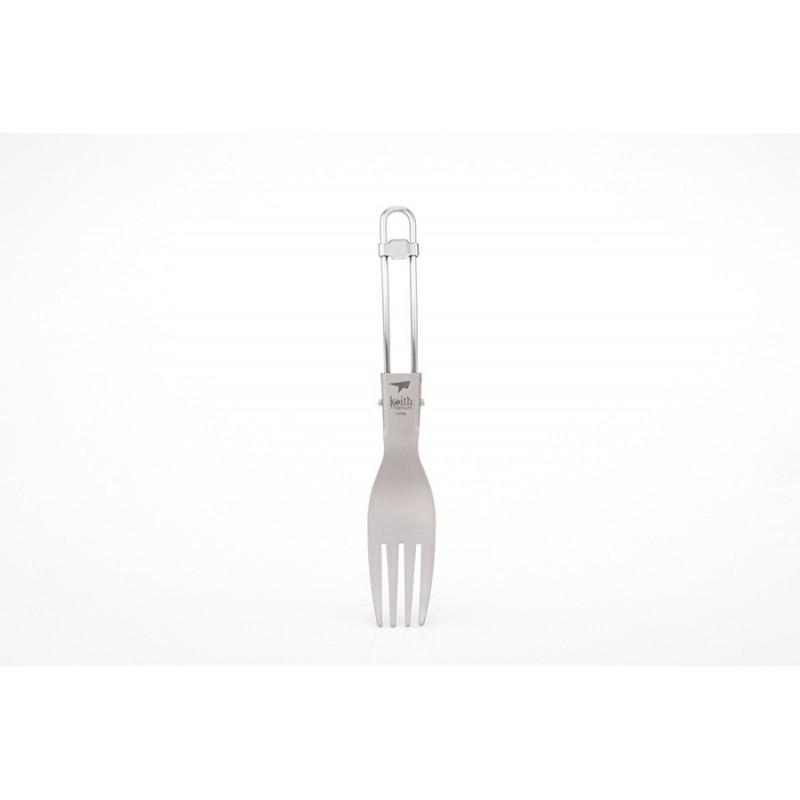 Keith Titanium Folding Fork