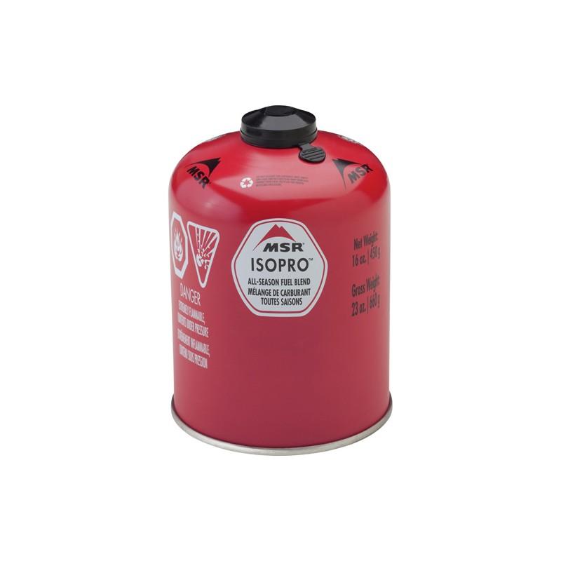 MSR Isopro Brennstoffkanister 450 g