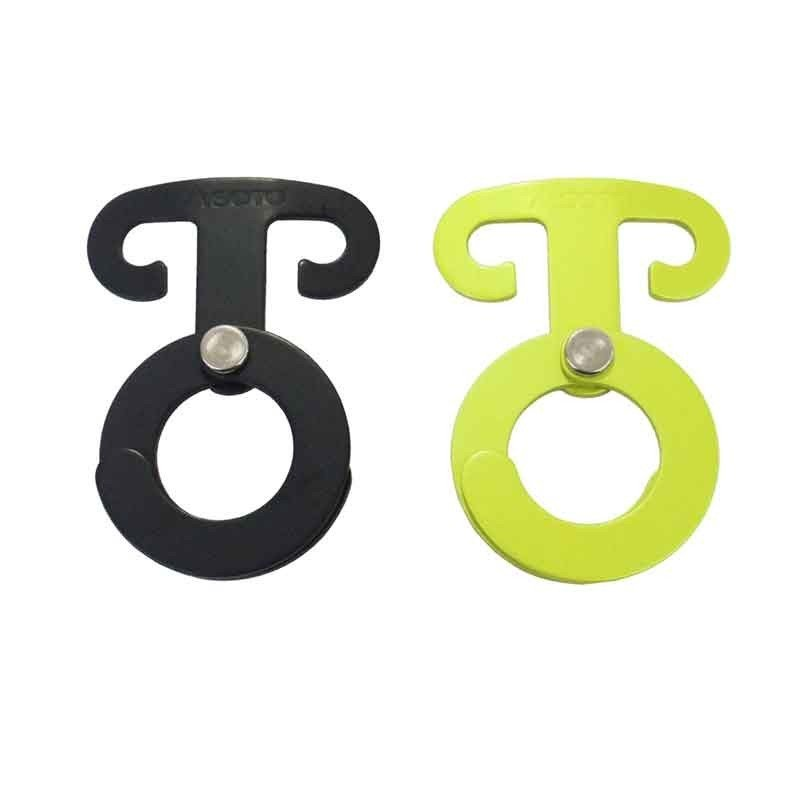 Soto Monkey Ring Paar