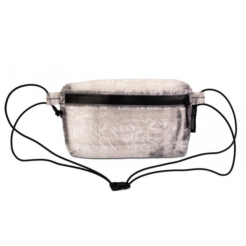 Liteway Pokkie DFC Hüfttasche Weiß