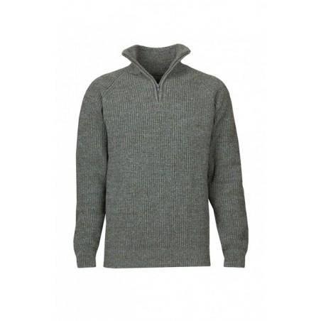 Blue LOOP Essential Everyday Zip Sweater