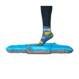 Nemo Vector Insulated Isomatte mit integrierter Fußpumpe