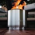 Solo Stove Bonfire Stand in Betrieb