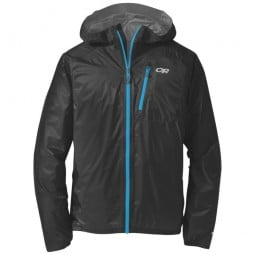 Outdoor Research Helium 2 Jacket Black/Hydro
