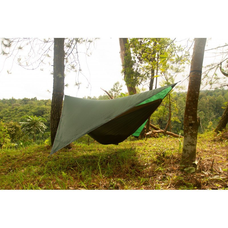 Ticket To The Moon Lightest Hammock Tarp