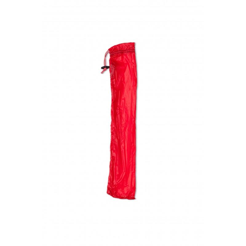 Hilleberg Packsack für Gestänge rot