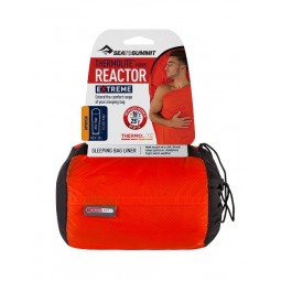 Sea to Summit Reactor Extrem Thermolite Large Verpackung