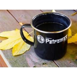 Petromax Emaille Becher Schwarz