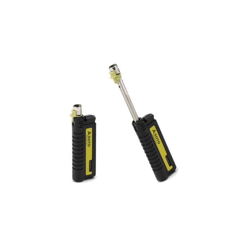 Soto Pocket Torch XT Sturmfeuerzeug