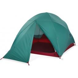 MSR Habitude 6 Zelt Außenzelt geöffnet