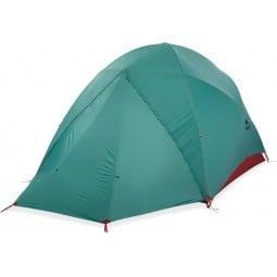 MSR Habitude 6 Zelt Außenzelt geschlossen