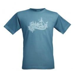 Steinkauz T-Shirt Gipfelkreuz