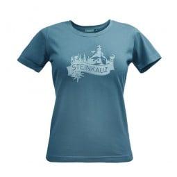 Steinkauz T-Shirt Gipfelkreuz Damen