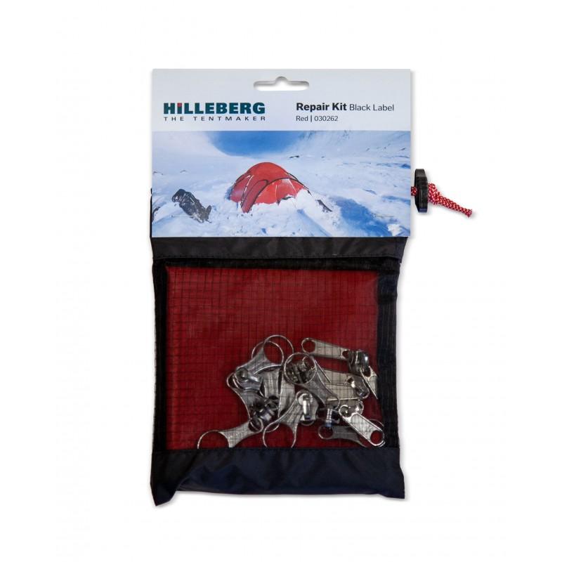 Hilleberg Reparaturset Black Label Red