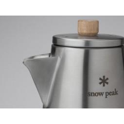 Snow Peak Field Barista Kettle Detail Ausguss