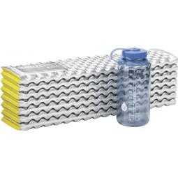 Therm-a-Rest FL Z-Lite Sol verpackt mit Nalgene Flasche