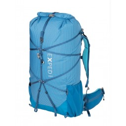 Exped Lightning 45 Rucksack Damen Blau