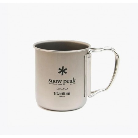 Snow Peak Ti-Single 300 Cup Titantasse