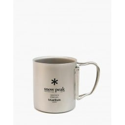 Snow Peak Ti-Double Wall 300 Mug