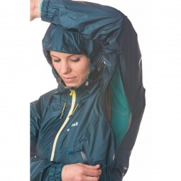 Montbell Versalite Jacket Damen Unteram Reißverschlüsse