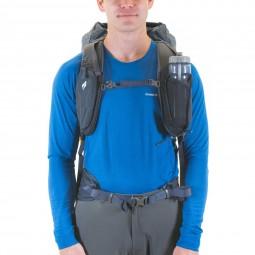 Montbell Altiplano Pack 30 Rucksack mit RV-Taschen auf den Schultergurten