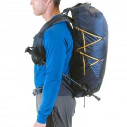 Montbell Altiplano Pack 30 Rucksack mit Stockhalterung