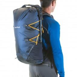 Montbell Altiplano Pack 30 Rucksack Seitentaschen