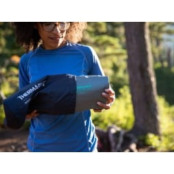 NeoAir Topo™ Luxe Isomatte Packmaß