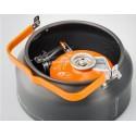 GSI Halulite 1l Tea Kettle mit Stauraum für weitere Ausrüstung (nicht enthalten)