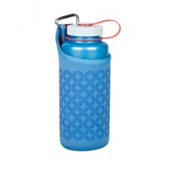 Nalgene Bottle Clothing Flaschentasche blau