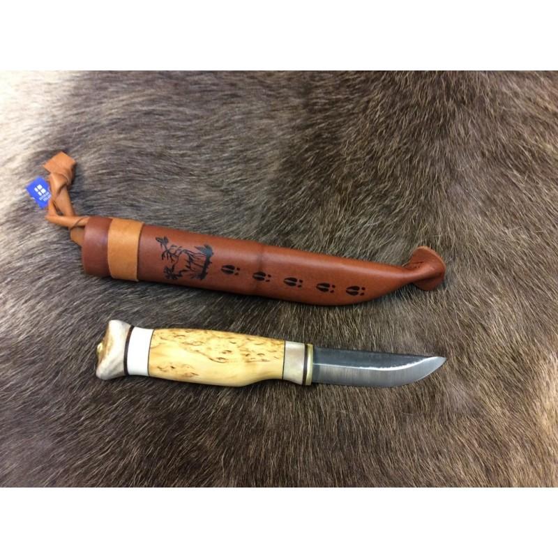 Wood Jewel Carving Knife Maserbirke 7,7 cm