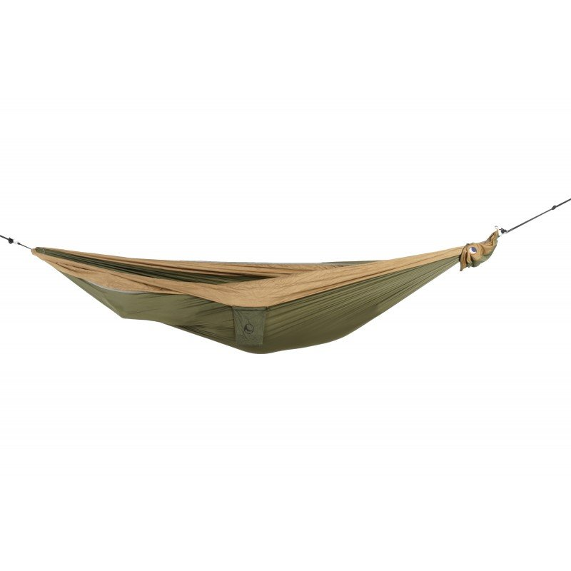 Ticket to the Moon Double Hammock Army Green