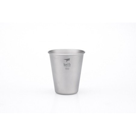 Keith Titanium Beer Cup 350 ml