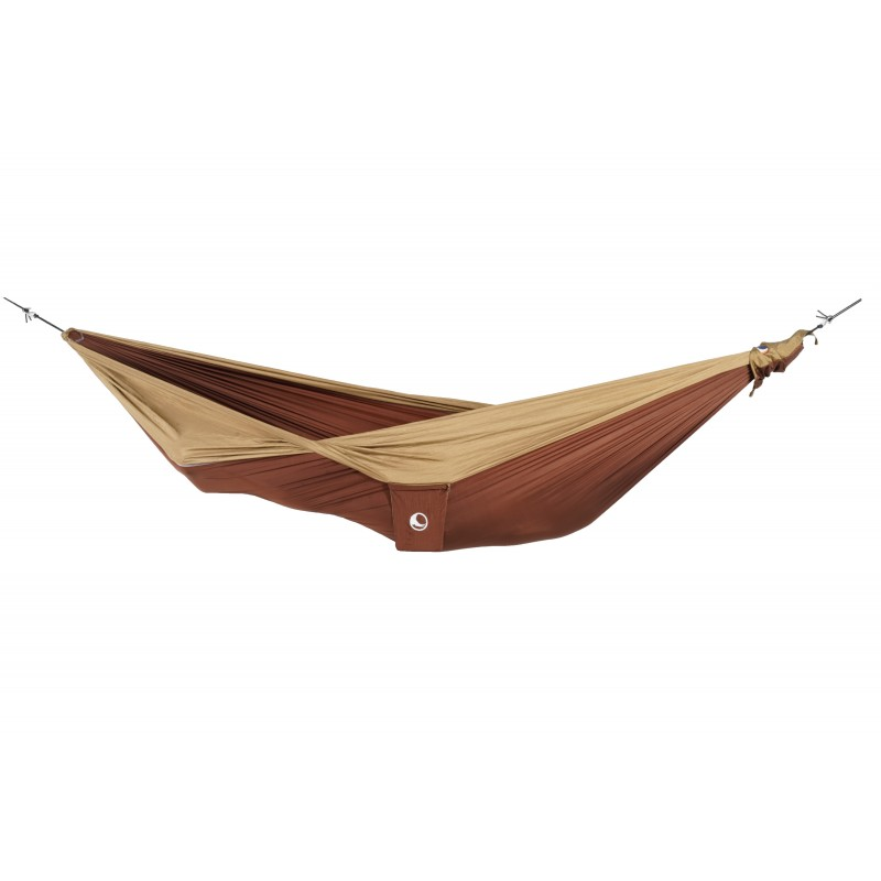 Ticket to the Moon Double Hammock Chocolate